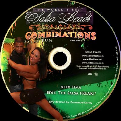 Advanced Salsa Fun Turn Patterns with Alex Lima