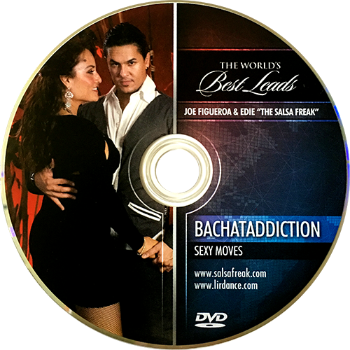 Intermediate/Advanced Bachata Sexy Moves with Joe Figueroa Instructional DVD