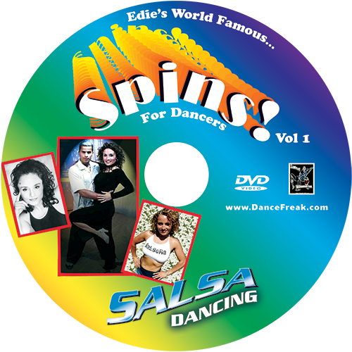 Edie's World Famous Spins Instructional DVD