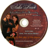 Intermediate/Advanced Salsa Floor Shines Featuring Alex Lima