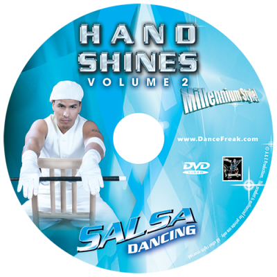 Salsa Hand Shines with Al Espinoza Volume 2