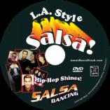 Hip Hop Salsa Floor Shines with Al Espinoza