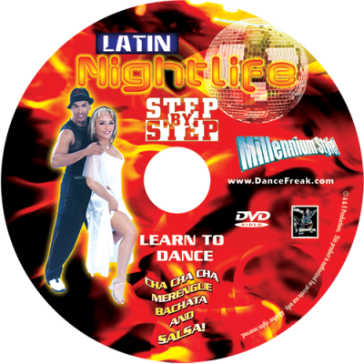 Beginning Latin Nightlife DVD