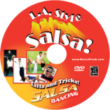 Lifts and Tricks LA Style Salsa with Al Espinoza