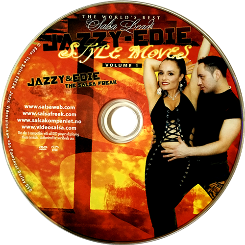 Advanced On-1 and On-2 Salsa/Mambo Instructional DVD