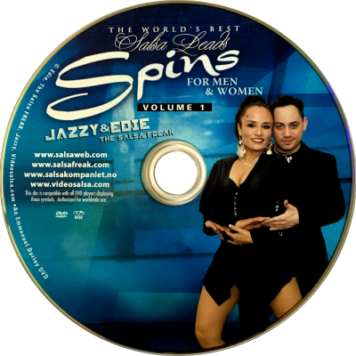 Spins for Men and Women with Edie and Jazzy of Norway