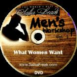 What Women Want Men's Workshop