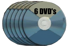 6 DVDs of Your Choosing