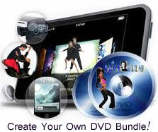 Mix and Match Bundle Instructional DVDs