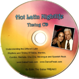 Beginning Latin Rhythms Audio Timing CD