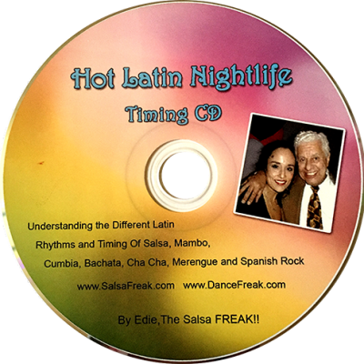 Beginning Latin Rhythms Audio Timing CD