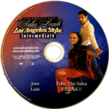 Intermediate LA-Style Salsa with Jose Luis