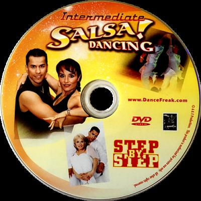 Intermediate Salsa with Al Espinoza DVD