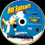 Intermediate Level 2 Salsa with Al Espinoza DVD
