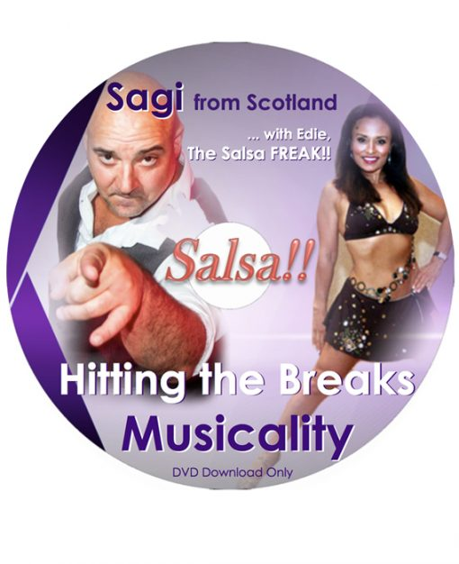 Hitting the Breaks Musicality with Sagi of Scotland DVD