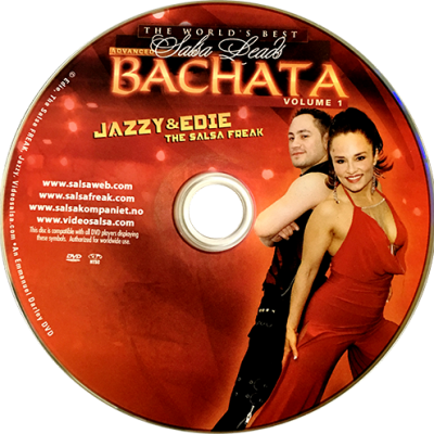 Advanced Bachata with Jazzy of Norway