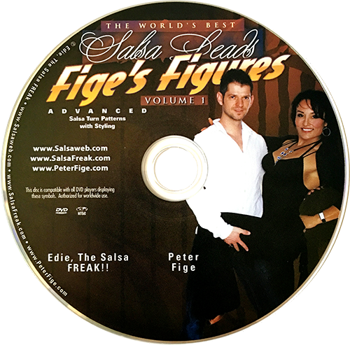 Advanced Fige's Figures with Peter Fige of Hungary Instructional DVD