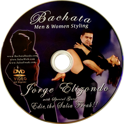 Men and Women's Bachata Styling with Jorge Elizondo