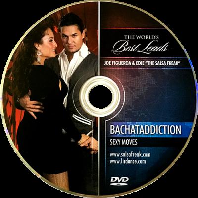 Intermediate/Advanced Bachata Sexy Moves with Joe Figueroa