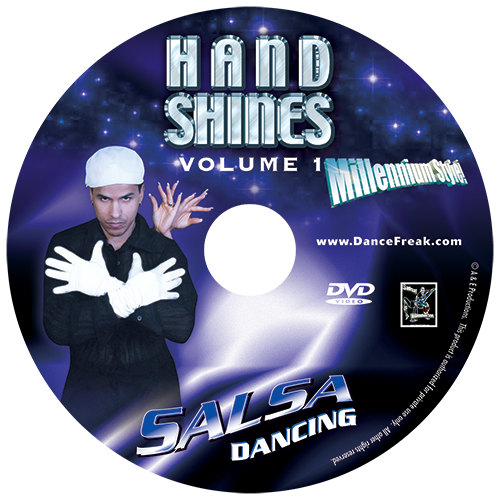 Salsa Hand Shines with Al Espinoza Volume 1