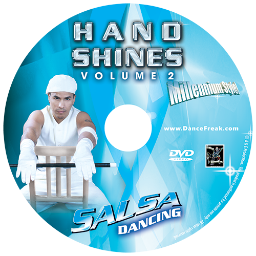 Advanced Hand Shines Volume 2 Instructional DVD