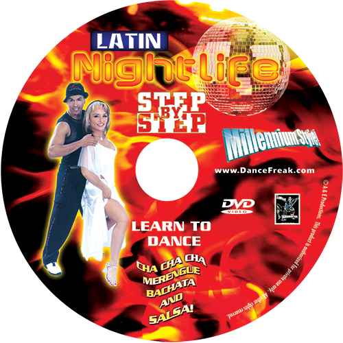 Beginning Latin Nightlife Instructional DVD