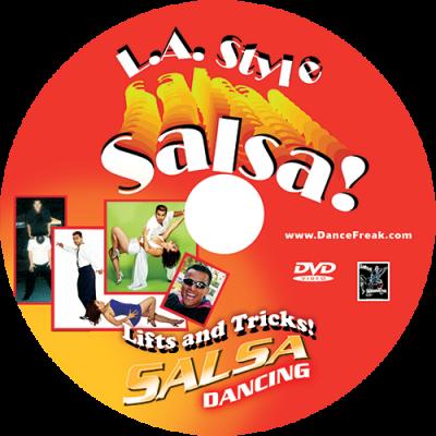 Lifts and Tricks LA Style Salsa with Al Espinoza