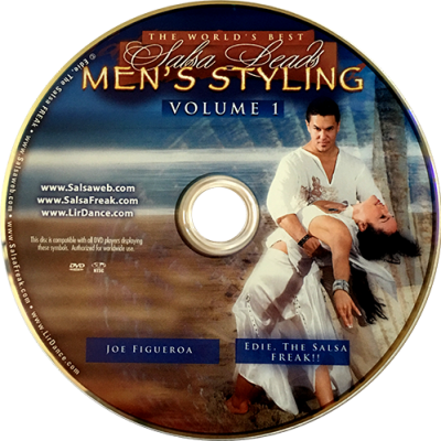 Men's Salsa Styling with Joe Figueroa