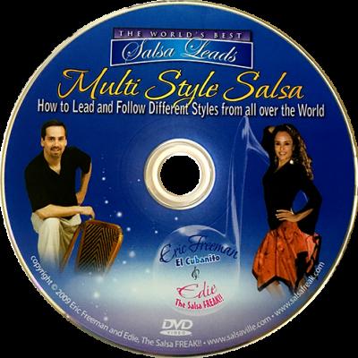 Multi-Style Salsa with Eric Freeman