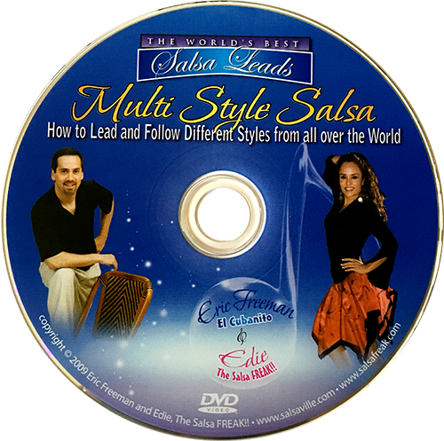 Multi-Style Salsa with Eric Freeman