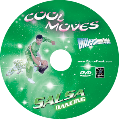 Intermediate/Advanced Cool Moves Style Salsa Dancing