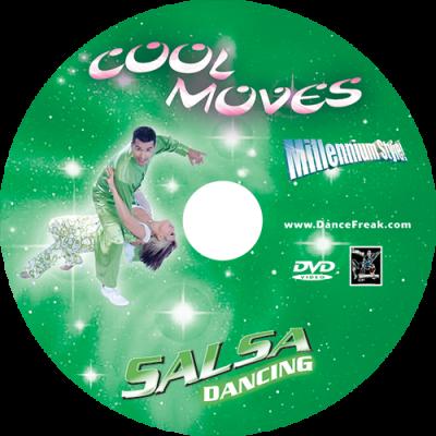Intermediate/Advanced Cool Moves Style Salsa Dancing
