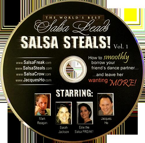 Salsa Steals Volume 1