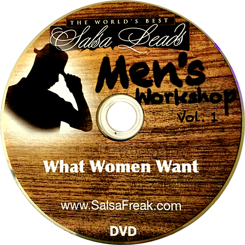 What Women Want Volume 1 Instructional DVD