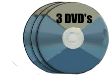3 DVDs of Your Choosing
