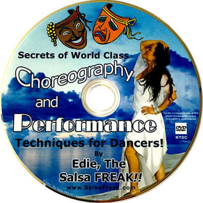 Secrets of World Class Choreography and Performance