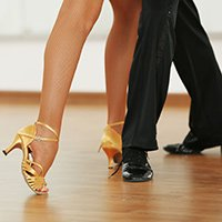 Dancer Footwork