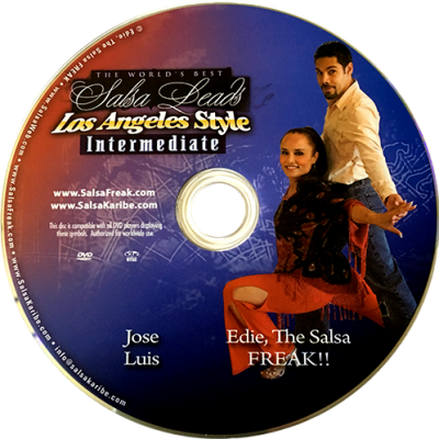 Intermediate LA-Style Salsa with Jose Luis