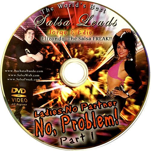 No Partner, No Problem Volume 1 Instructional DVD
