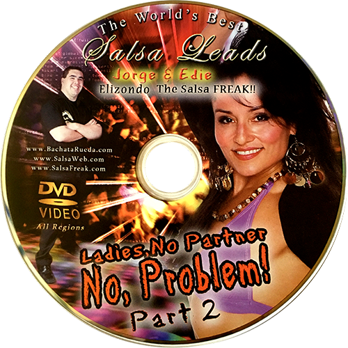 No Partner No Problem Volume 2 Instructional DVD