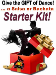 Gift of Dance - Salsa Starter Kit