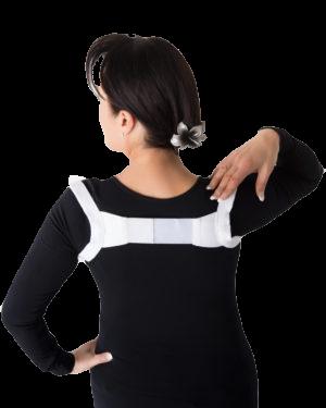 Black Posture Brace